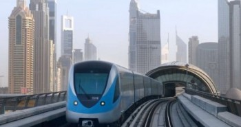 Metro-in-Dubai